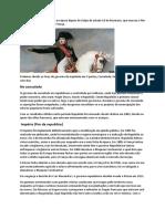 Chegada da família real ao Brasil e a ligação com Napoleão