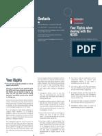 Surveillance HRF Pamphlet