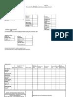 15. Maintenance Schedule