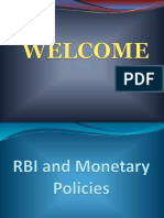 RBI – Reserve Bank of India