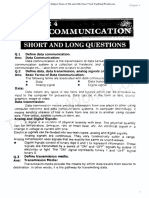 Chapter 4 - Data Communication _ Notes