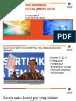 1. Presentation Kebijakan BNSP-DIKLAT ASKOM