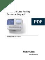 WelchAllyn CP-200 ECG - User Manual (1)