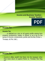 CH09B Income and Business Taxation