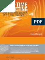 Real Time Marketing - www.socialmediamodus
