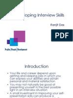 Developing Interview Skills