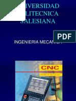 Progamacion Cnc Centro de Mecanizado