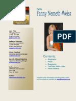 Fanny Németh-Weiss