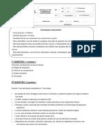 Prova Final PCM 2015 2