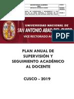 Plan de Supervision 2019 17 Julio