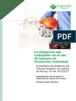 Informe Definitivo Enero 2018 Sentencia Responsabilidad Trabajadores