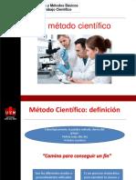 PPT Clase 2. PARTE 1. Método Científico - Observación - Trabajo Científico - ABP (1)
