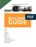 Material Checklist