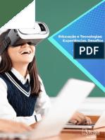 Educação e Tecnologias, experiências, desafios e perspectivas