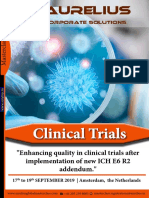 Different Phases of Worldwide Clinical Trials, Clinical Research Coordinator