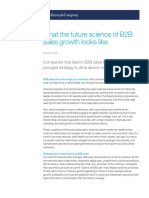 future of b2b