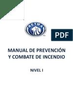 manual del combate contra incendio