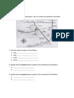 GRADE 3 Practice Test - SOCIAL STUDIES - Maps.docx