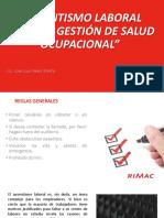 Ausentismo Laboral Desde La Gesti n de Salud Ocupacional (1)
