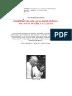 Psicología Analítica y Alquimia