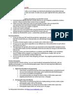 Bob PDF to Book User Guide