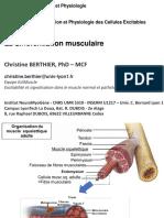 Partie I - Différenciation Musculaire - Myogenèse - Chap 1 à 3