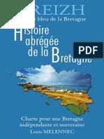 Livre Bleu de la Bretagne