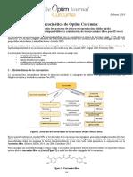 Newsletter Optim Curcuma - Farmacocinetica de La Curcumina - Febrero 2019