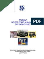 Roadmap Karet
