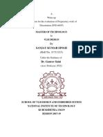 LDO Voltage regulator by sanjay singh NIT kkr