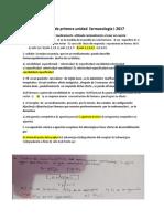 1 Uni. Farmacologia 1- 2017