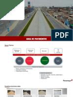 Presentación Comercial de Pavimentos