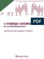 El Trabajo Colaborativo en La Administración