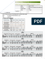 Report of Trial Product 2.7 Mm RS-25 G-MDF MF4