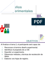 2.-diseños experimentales