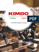 Kimbo Coffee Blends Bar Retail
