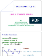 Unit 2 Fourier Series Ppt