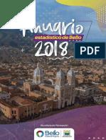 Anuario Estadístico 2018 BELLO
