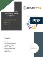 Headway BPO Solutions