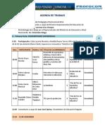 2016 Jornadas Agenda 2016 Limpio