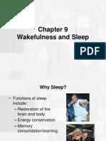 BioPsy C8 Wakefulness and Sleep