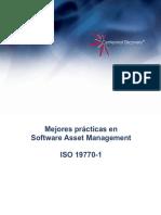 ISO_19770-1- La Gestión de Activos de Software