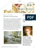 Mettes Pottery