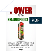 Power of the Healing Foods Diet PDF