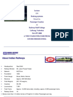 13. Braking Systems Fitted on Passenger Coaches- KNORR BREMSE