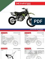 CATALOGO DE PEÇAS SHINERAY  X2 250.pdf