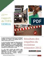 21st IRTG Report_FR