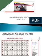 Analisis comparativo de los planes de gobierno de Veneszuela desde el 2000 al 2025