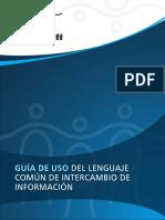 Guia de Uso de Lenguaje Comun