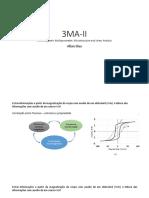 3MA-II apresentação aula